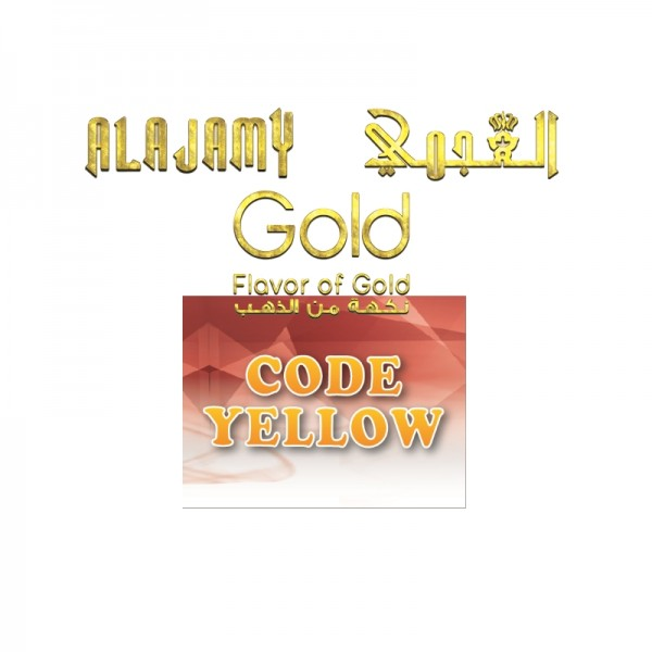 Alajamy Gold Code Yellow (200 g)