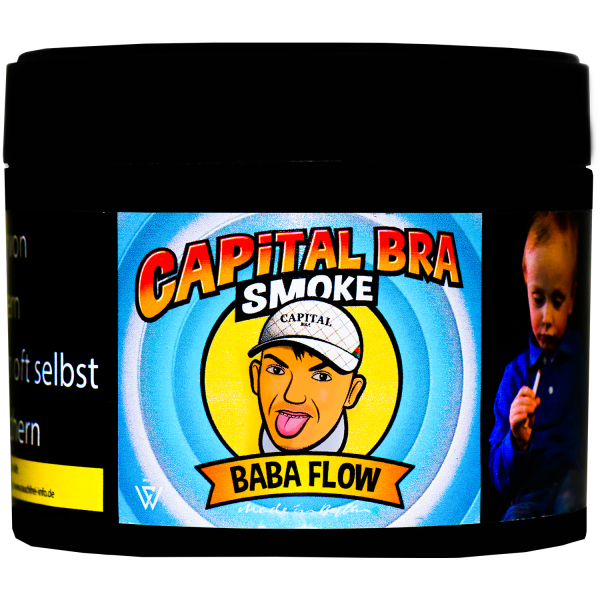 Capital Bra Smoke 200g - Baba Flow