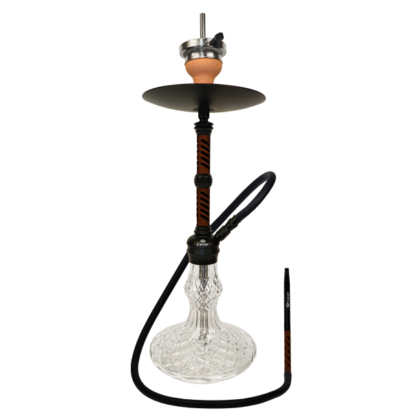 Line Shisha - Black Coffee - Transparent - C