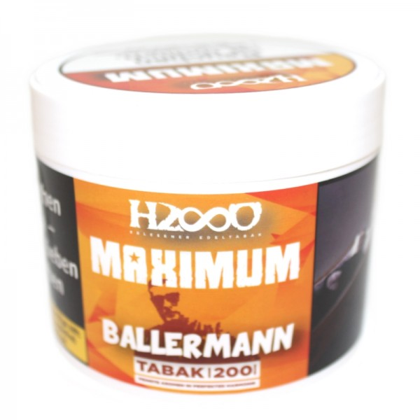 Hasso 200 g - MAXIMUM - Ballermann