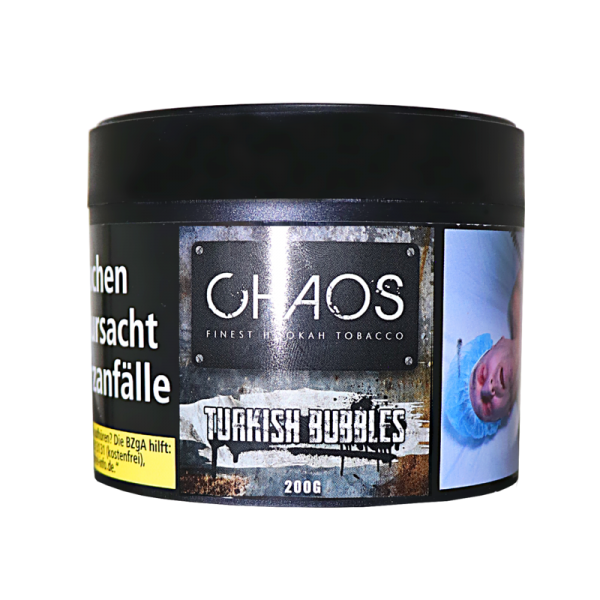 Chaos 200 g - Turkish Bubbles
