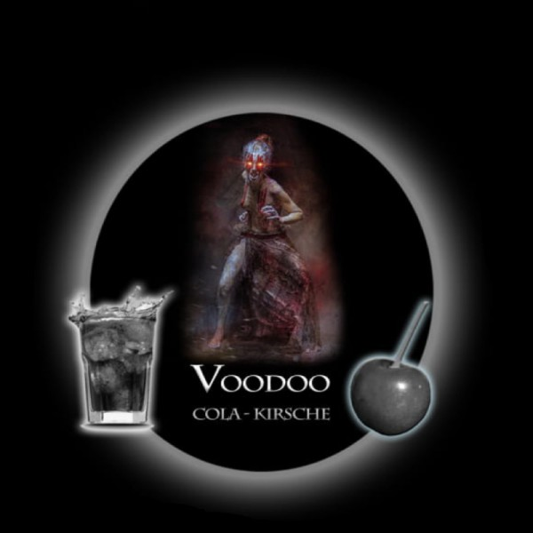 Paranormal Liquidity Molasse 50 ml - Voodo