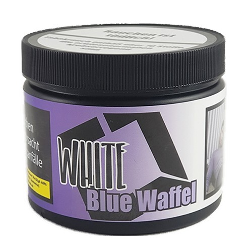 White Q Tobacco 200g - Blue Wafel