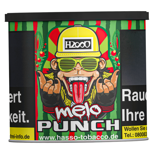 Hasso 200 g - Melo Punch