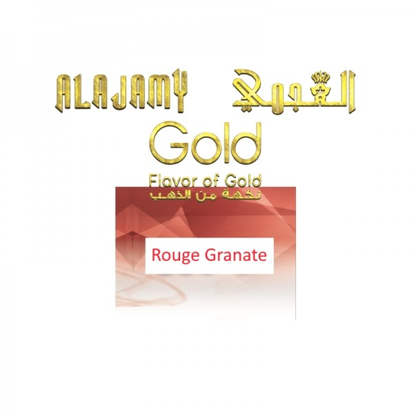 Alajamy Gold Rouge Granate (200 g)