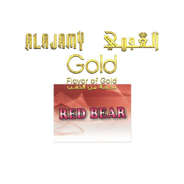 Alajamy Gold Red Bear (50 g)