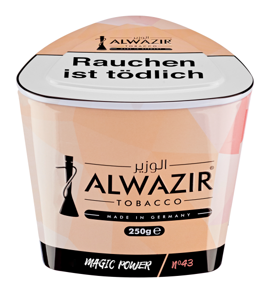 Alwazir Tobacco 250g - No. 43 Magic Power