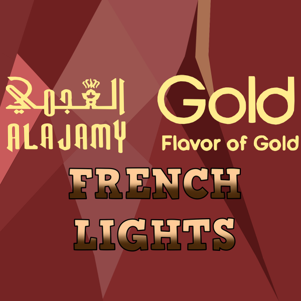 Alajamy Gold French Lights (25 g)