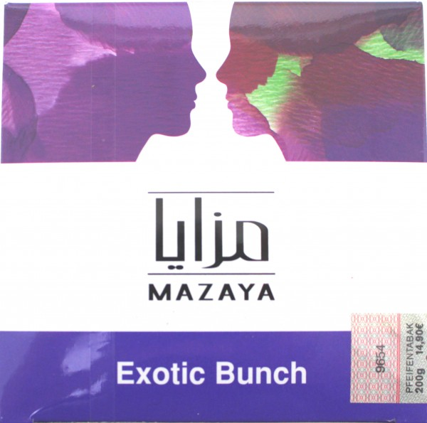 Mazaya - Exotic Bunch 200 g