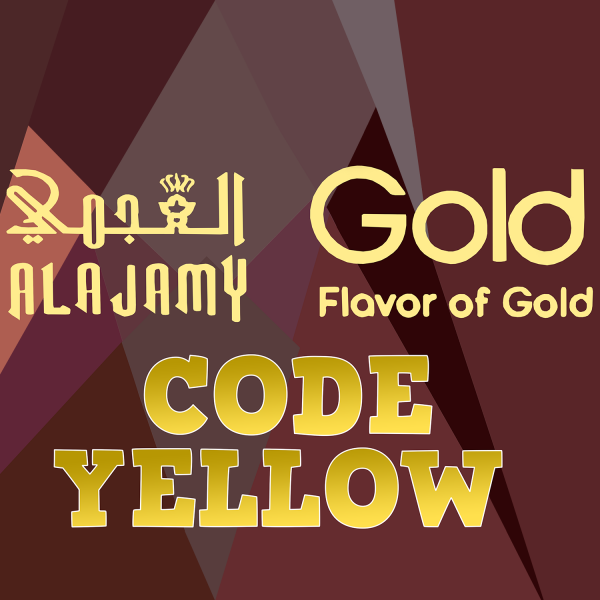 Alajamy Gold Code Yellow (25 g)