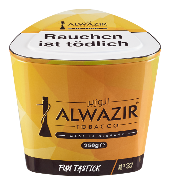 Alwazir Tobacco 250g - No. 37 Fun Tastick