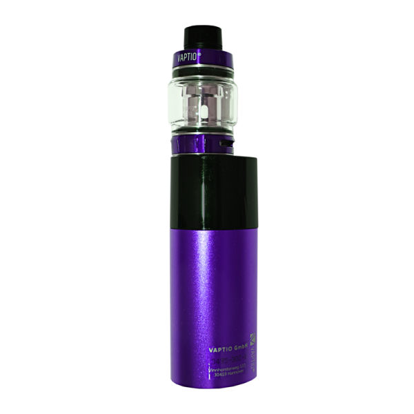E-Shisha - Vex 100 Kit - Purple