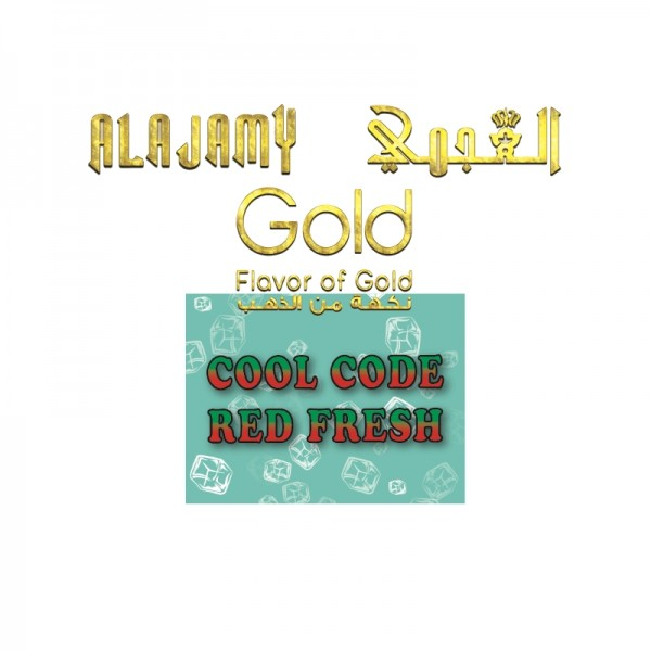 Alajamy Gold Cool Code Red Fresh (50 g)