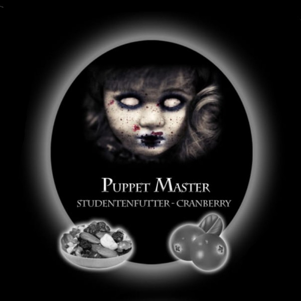 Paranormal Liquidity Molasse 50 ml - Puppet Master