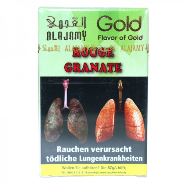 Alajamy Gold Rouge Granate (50 g)