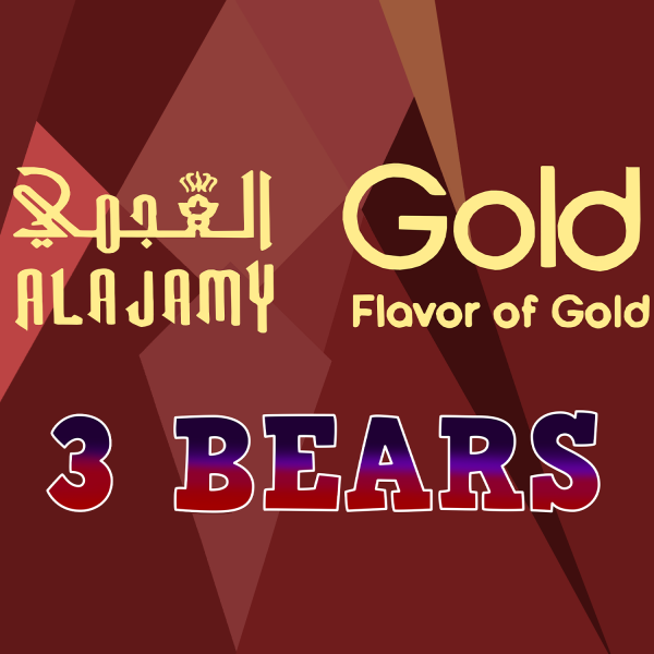 Alajamy Gold 3 Bears (25 g)