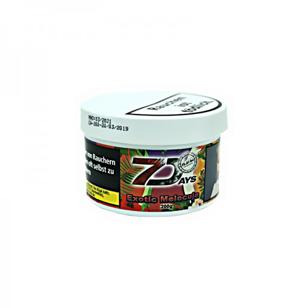 7 Days Platin 200 g - Exotic Melocuja