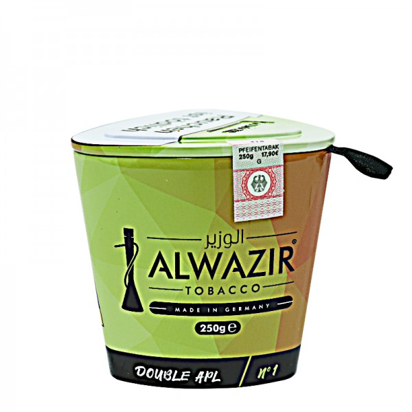 Alwazir Tobacco 250g - No. 1 Double Apl