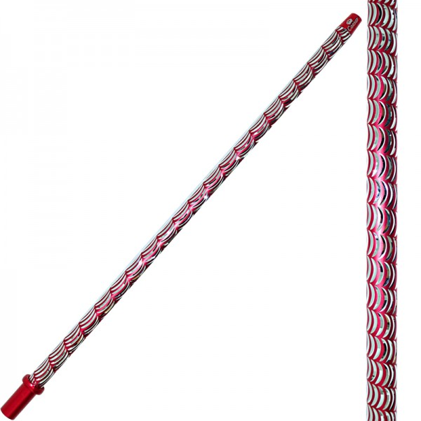 Slim Fine Diamond 02 - 42 cm - Red