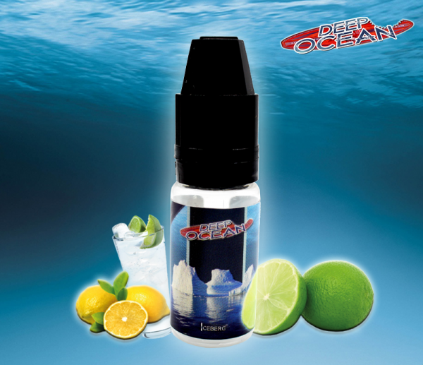 Deep Ocean Molasses - Iceberg - 10 ml